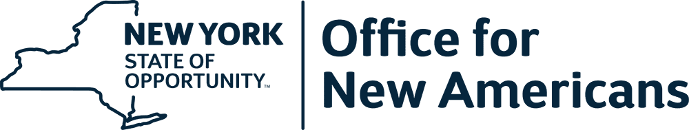 NYS Office for New Americans logo