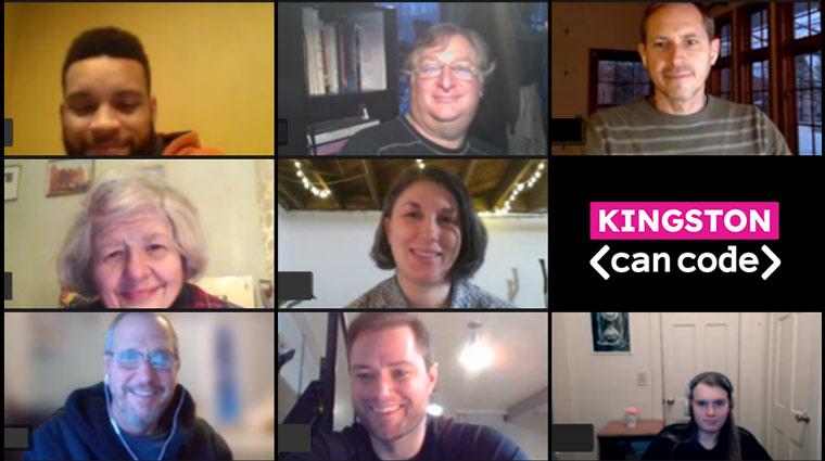 KingstonCanCode virtual coding class