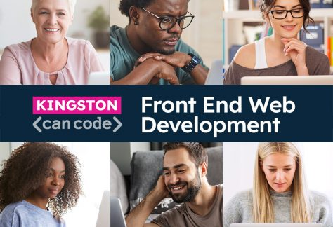 KingstonCanCode Front End Web Development